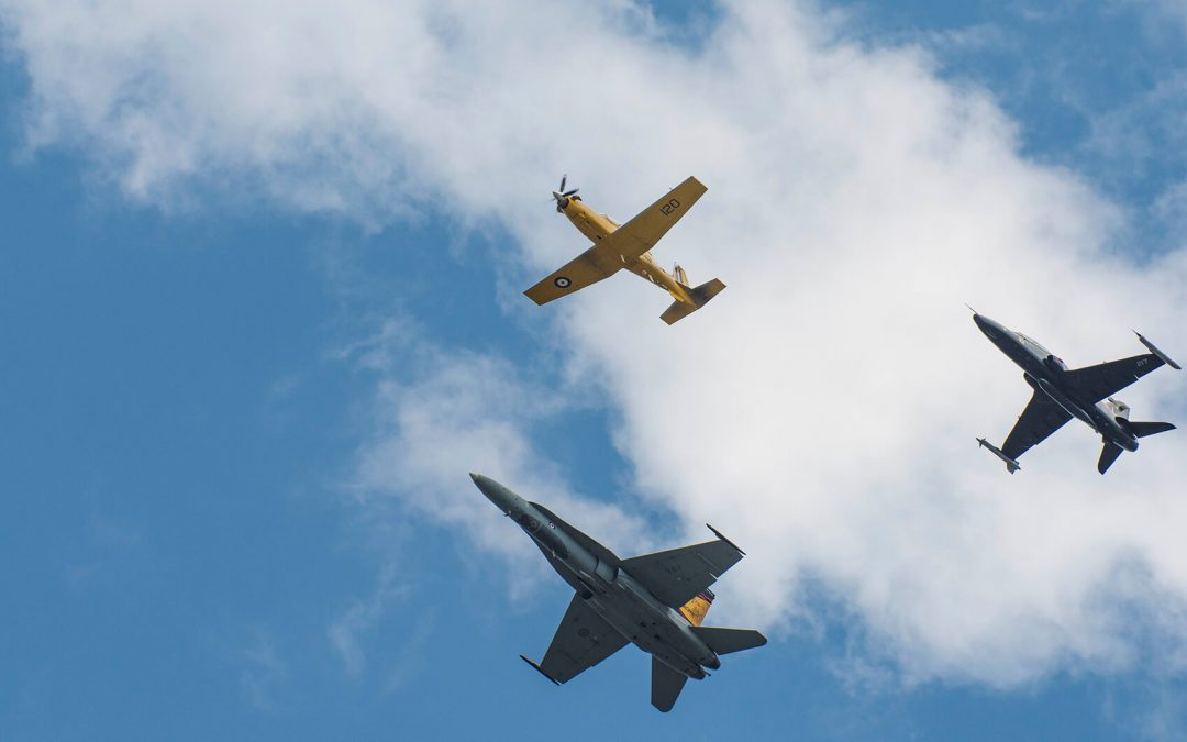15 Wing Moose Jaw to host Saskatchewan Airshow in the summer of 2019