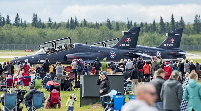 Saskatchewan Airshow tickets now available for purchase!