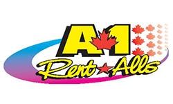 A1 Rentals logo