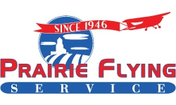 Prairie Flying Services Logo